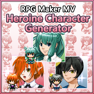 Rpg Maker Fes Character Art
