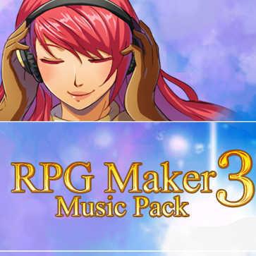 RPG Maker 3 Music Pack   Make Your Own Game!