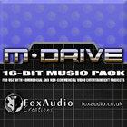 M-DRIVE 16-bit Music Pack