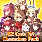 MZ Cover Art Characters Pack