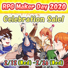 RPG Maker Day 2020 Celebration Sale