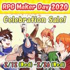 RPG Maker Day 2020 Celebration Sale