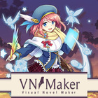 Visual Novel Maker + Live2D