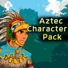 Aztec Character Pack