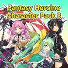 Fantasy Heroine Character Pack 3