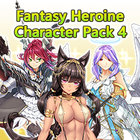 Fantasy Heroine Character Pack 4