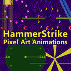 HammerStrike Pixel Art Animations