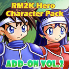 Add-on Vol.2: RM2K Hero Character Pack