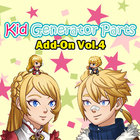 Add-on Vol.4: Kid Generator Parts