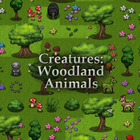 Creatures: Woodland Animals
