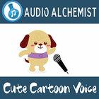 Cute Cartoon Voice Pack