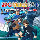 RPG Maker DS+ Resource Pack for MV