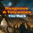 Dungeons & Volcanoes Tile Pack