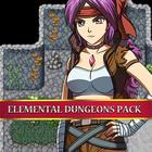 Elemental Dungeons Tiles