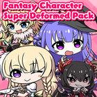 Fantasy Character Super Deformed Pack