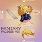 Fantasy FaceGen Vol.1