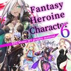 Fantasy Heroine Character Pack 6