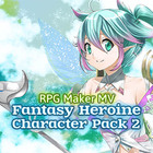 Fantasy Heroine Character Pack 2