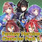 Fantasy Heroine Character Pack 5