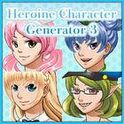 Heroine Character Generator 3