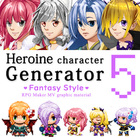 Heroine Character Generator 5
