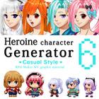 Heroine Character Generator 6