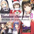 Heroine Character Pack 3