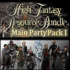 High Fantasy Main Party Pack I