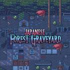 Japanese Forest Graveyard