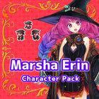 Marsha Erin Character Pack