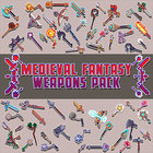 Medieval Fantasy Weapons Pack