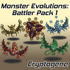 Monster Evolutions: Battler Pack 1