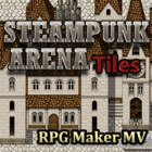 Steampunk Arena Tiles
