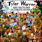 Tyler Warren RPG Battlers Ultimate Bundle