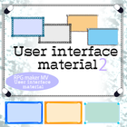User Interface Material 2