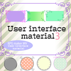 User Interface Material 3