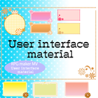 User Interface Material