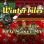 Winter Tiles for RPG Maker MV