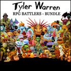 Tyler Warren Battler Bundle