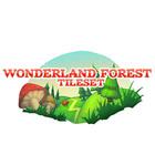 Wonderland Forest Tileset