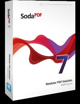 Soda PDF 7