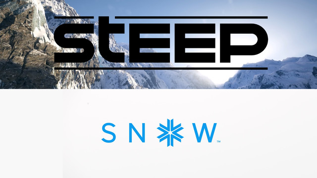 『STEEP』vs『SNOW』