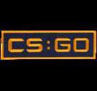 CS:GO - ロゴ パッチ (Navy Blue)