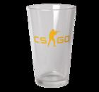 CS:GO - ロゴ クリアグラス