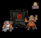 DOTA 2 - お楽しみコレクションピンバッジ (アイテムコード付)