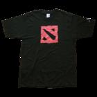 DOTA 2 ロゴ Tシャツ Mサイズ