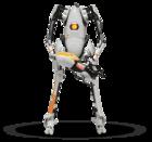 Portal - P-Body アクションフィギュア