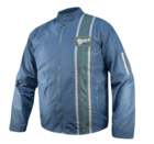 TF2 - BLU Team レトロレーシングジャケット Sサイズ