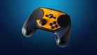 Steam コントローラスキン - CSGO ブルー オレンジ