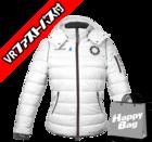 【VRファストパス付】Happy Bag : Aperture Women's ジャケット  (サイズ: M)